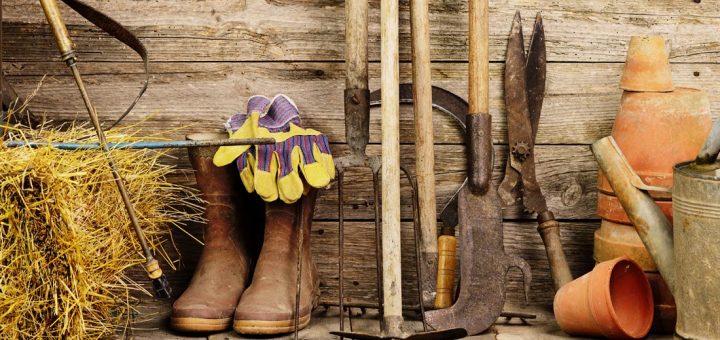 Les outils du jardinier 11