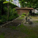Visite du jardin partagé Saint-Serge 15