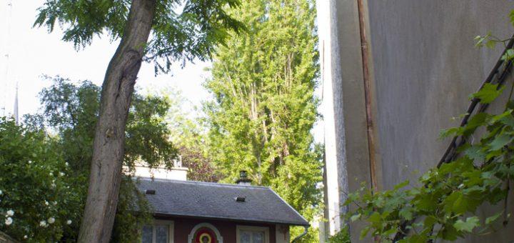 Visite du jardin partagé Saint-Serge 33